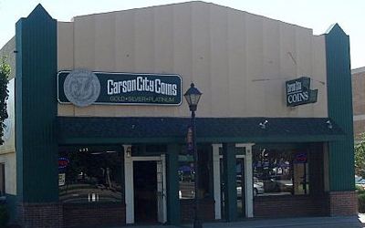 Photo of Northern Nevada Coin Carson City Store